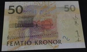 Sweden, 50 Kronor, 2008, UNC, p64b