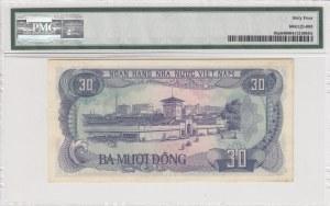 Vietnam, 30 Dong, 1985, UNC, p95a