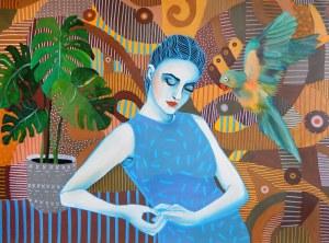 Marcin Painta, Ona i papuga 4, 2019