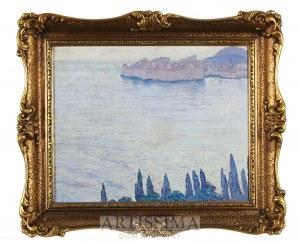 Ludwik de Laveaux (1891–1969), Pejzaż morski*