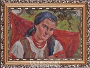 Wincenty Wodzinowski (1866–1940), Portret Góralki