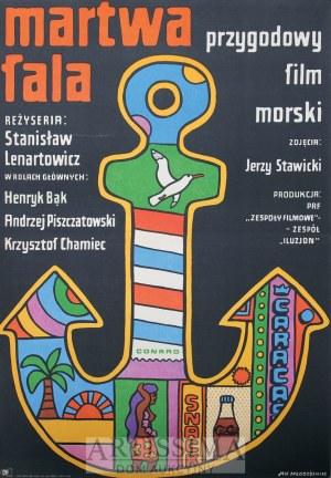 Jan Młodożeniec (1929–2000), Martwa fala, 1970