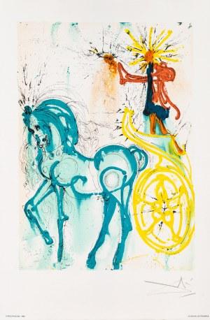 Salvador Dali, Le Cheval de Triomphe z teki