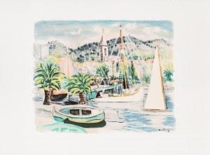 Mojżesz Kisling, Port, 1954