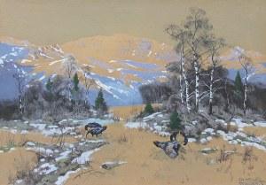 Eduard Heller (1852 Velvary - ?), Cietrzewie