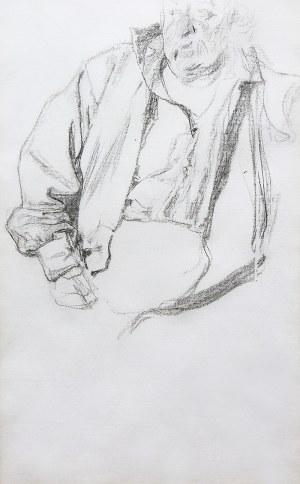 Józef Mehoffer (1869 Ropczyce k. Lwowa - 1946 Wadowice), Studium mężczyzny