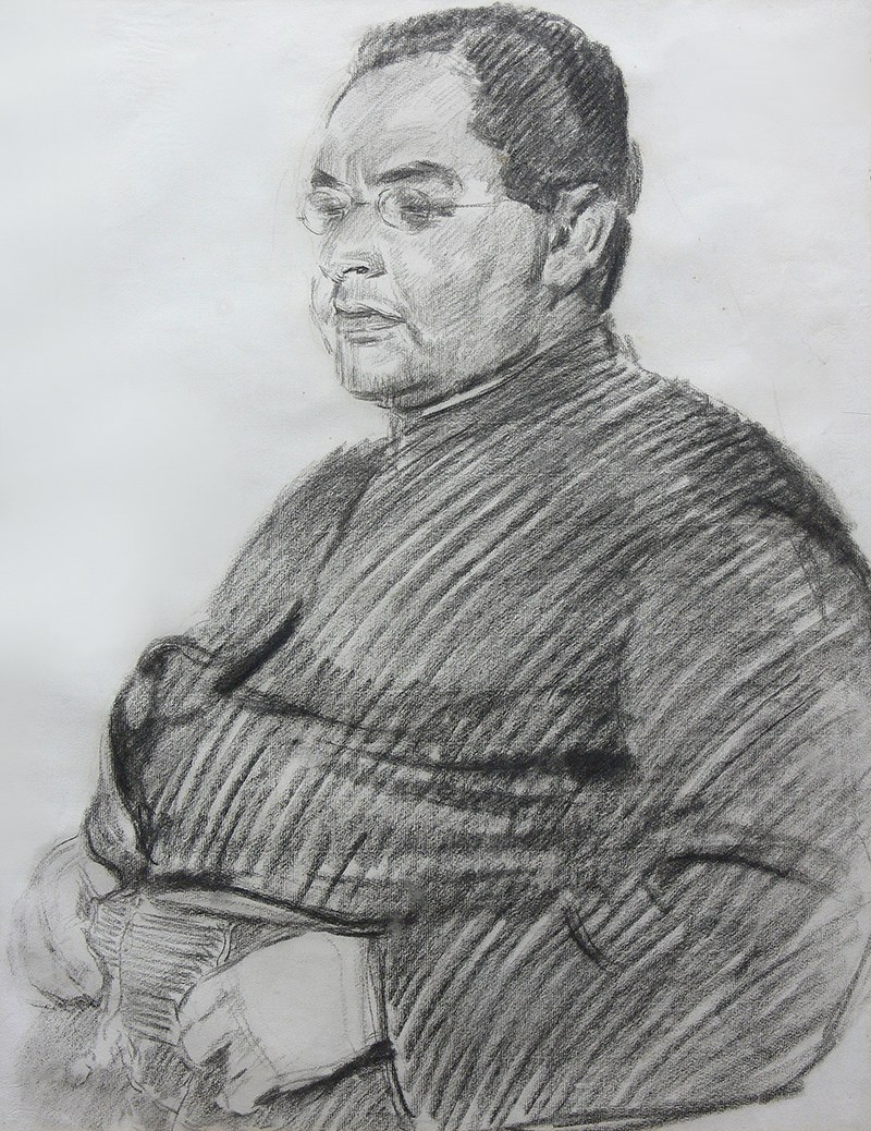 Józef Mehoffer (1869 Ropczyce k. Lwowa - 1946 Wadowice), Portret jezuity