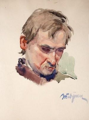 Artysta nieokreślony (XIX/XX w.), Portret żołnierza