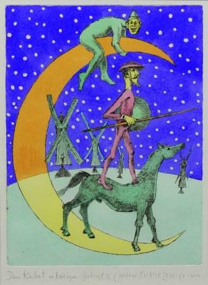 Czesław Tumielewicz (ur. 1942 Lida), Don Kichot na księżycu