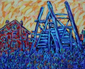 Adam Bojara, Most van Gogha, 2000r.