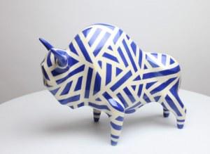 Mariusz Dydo, Żubr XL model Matisse, 2016r.