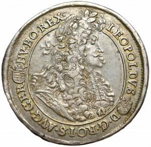 Węgry, Leopold I, Talar 1691 Kremnica