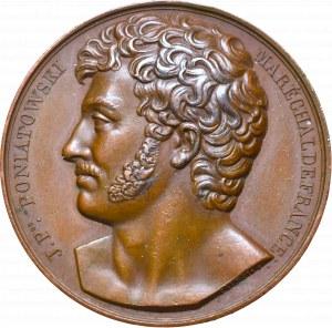 Polska, Medal książę Józef Poniatowski 1813
