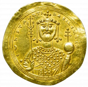 Bizancjum, Konstantyn IX, Histamenon nomisma