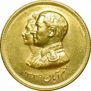 Iran, Mohammad Reza Pahlevi, Medal 1960