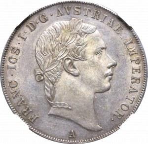Austro-Węgry, Franciszek Józef, Talar 1853 - NGC MS61