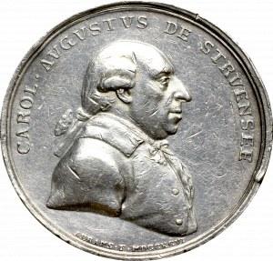 Niemcy, Medal Karol August Struensee - rzadki