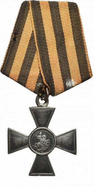 Rosja, Krzyż Orderu Świętego Jerzego 4 stopnia - nadanie 1916