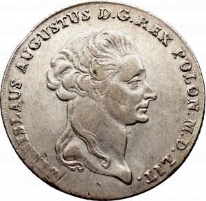 Stanislaus Augustus, Thaler 1795