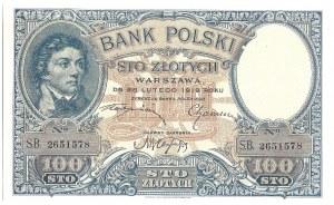 IIRP, 100 złotych 1919 S.B.