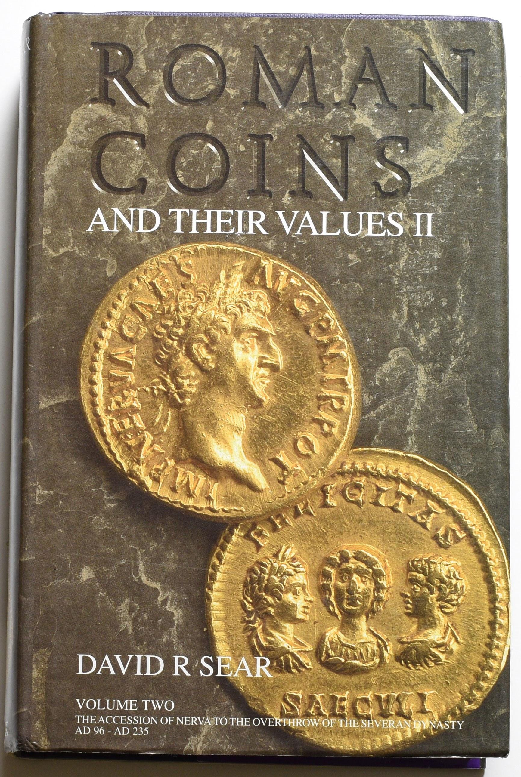 sear roman coin deutsch