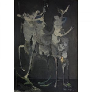 Alfred Aberdam, Kompozycja, 1937