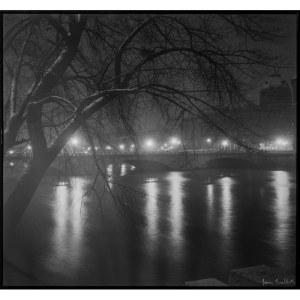 Jean Barthet, Paryż, Pont neuf, 1966