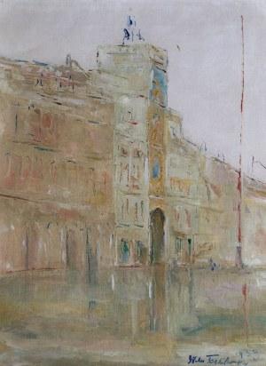 Włodzimierz Terlikowski, Plac św. Marka w Wenecji, 1939