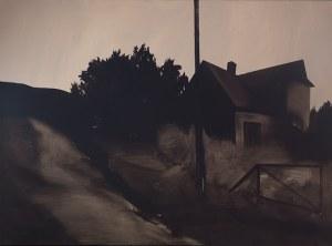 Olga Pawłowska (ur. 1988) - Opuszczony dom, 2019