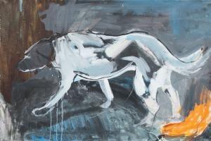 Marzena Gawrysiak (1978), Pies (2015)