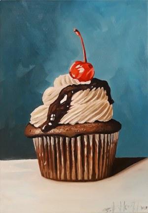 Szymon Kurpiewski, Cupcake #2, 2019