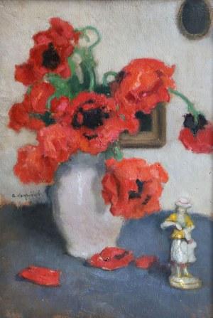 Alfons Karpiński (1875 Rozwadów - 1961 Kraków), Maki