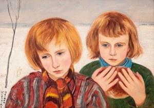 Wlastimil Hofman (1881 Praga - 1970 Szklarska Poręba), Dzieci