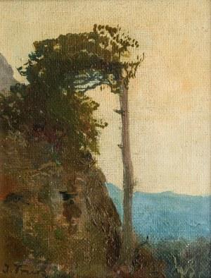 Iwan Trusz (1869 Wysocko - 1940 Lwów), Drzewo
