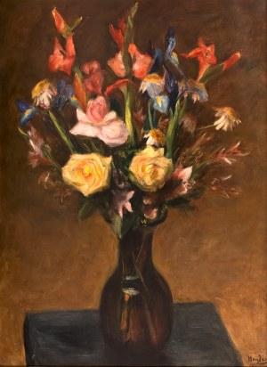 Henryk Hayden (1883 Warszawa - 1970 Paryż), Kwiaty, 1930 r.