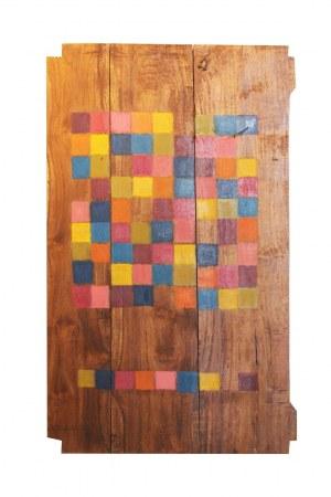 Agnieszka Gnass, Sudoku kolor, 2019r.