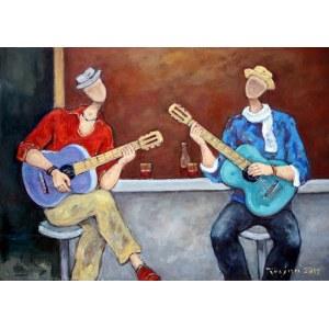 Henryk Trojan, Blues na dwie gitary, 2019