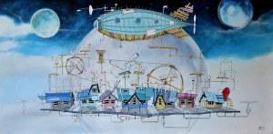 Dariusz Franciszek Różyc, Blue Zeppelin z cyklu