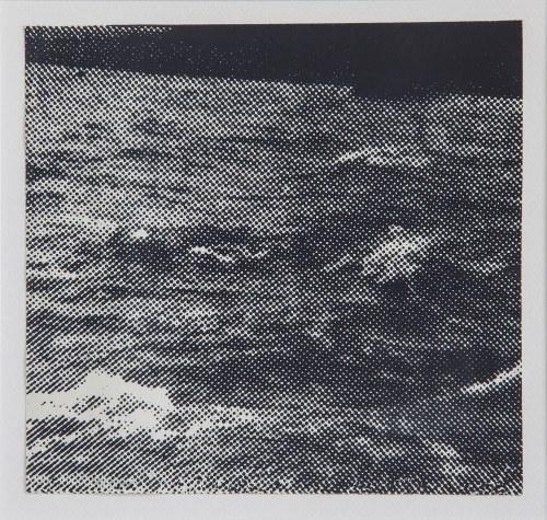 Jan TARASIN (1926-2009), Morze, 1970