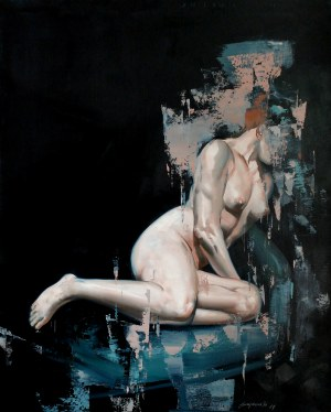 Jan SZCZEPKOWSKI (ur. 1975), Nocte VII, 2019