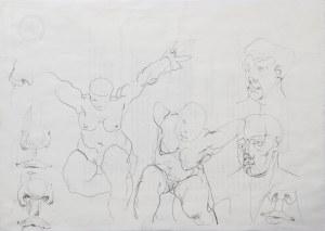Franciszek STAROWIEYSKI (1930-2009), Szkice postaci