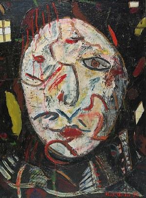 Karol CHROBOK (ur. 1960), Czekając nocą, 1985