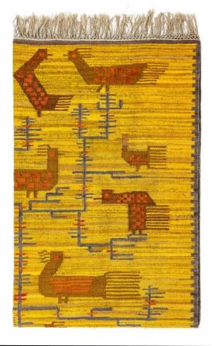 Kilim w pawie, 1975