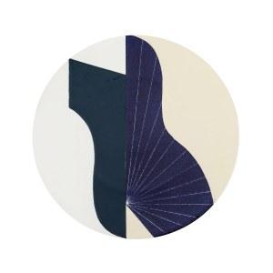 Talerz dekoracyjny A172 z cyklu: Ciała niebieskie, 2017