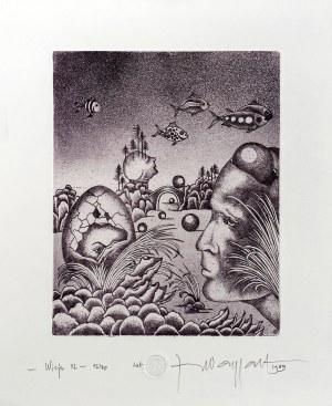Jerzy Waygart, Wizja XL, 1989