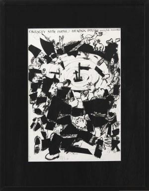 Jerzy Świątkowski - Okrągły stół 1989 Upadek Polski początek anarchii, 2008