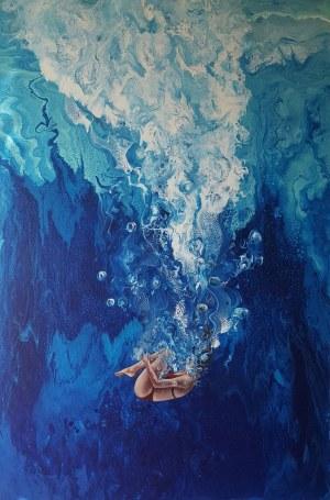 Patrycja Kruszyńska-Mikulska, Silence of water, 2019r.