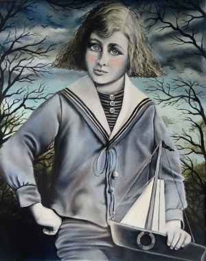 Marta Julia Piórko, Młody żeglarz, 2017