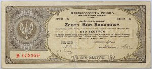 Ministerstwo Skarbu, 6% Złoty Bon Skarbowy na 100 złotych
