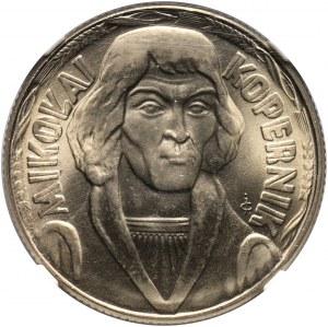 PRL, 10 złotych 1965, Mikołaj Kopernik